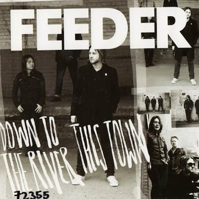 Feeder Down To The River 7-Inch Black Vinyl (Numbered) 7 Inch