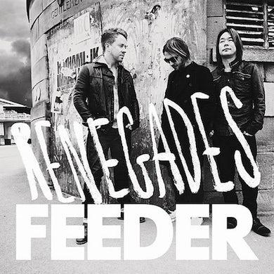 Feeder Renegades Red 7 Inch (Vinyl)