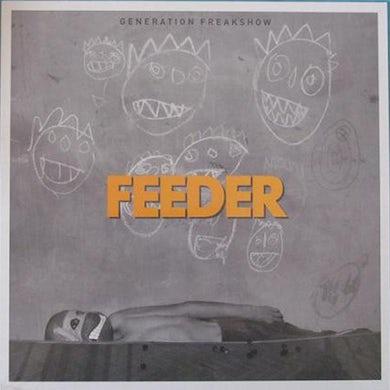 Feeder Generation Freakshow CD
