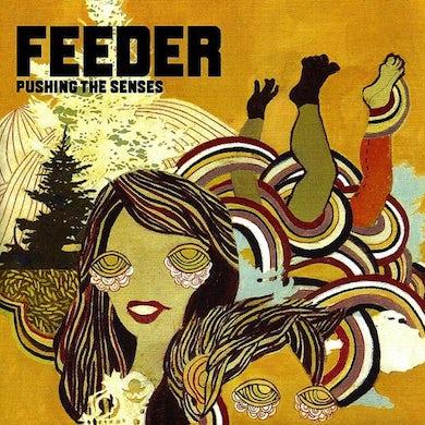 Feeder Pushing The Senses CD Album CD