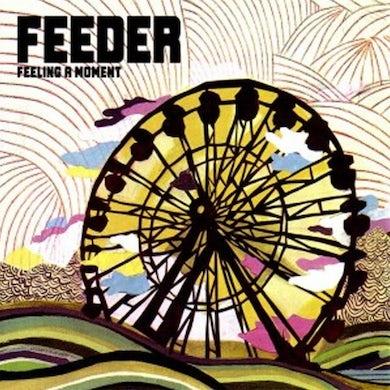 Feeder Feeling A Moment CD Single (2-Track) CD