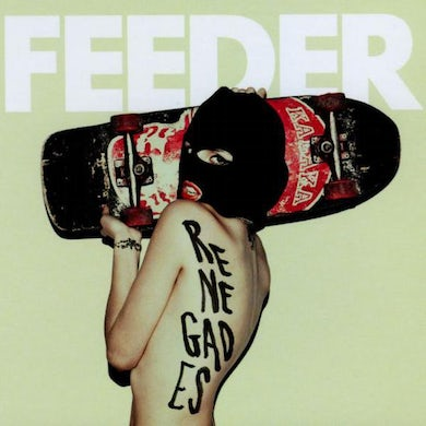 Feeder Renegades CD Book CD Collector's Pack