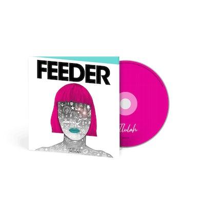 Feeder Tallulah Deluxe Deluxe CD