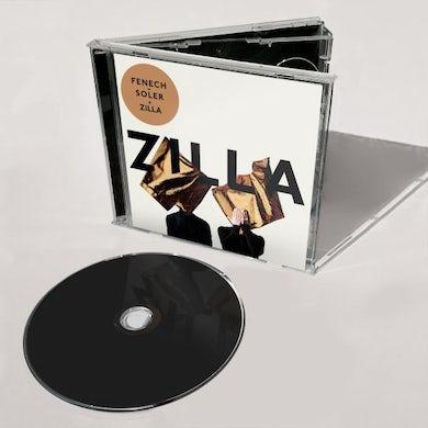 Fenech-Soler Zilla CD