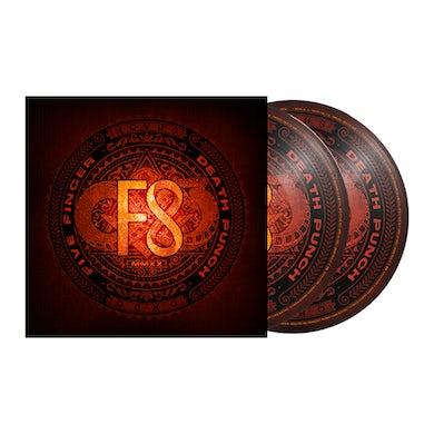 Five Finger Death Punch F8 Double Picture Disc Vinyl Double LP