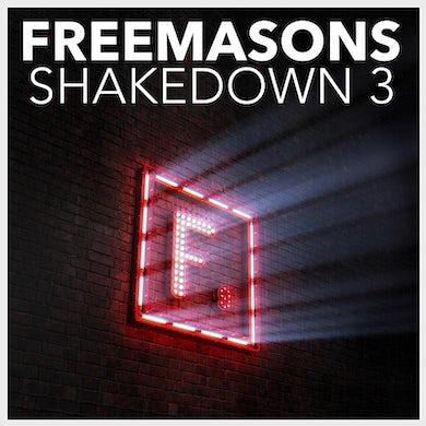 Shakedown 3 CD