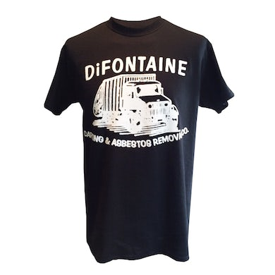 Fun Lovin Criminals DiFontaine T-Shirt