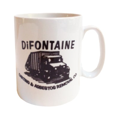 Fun Lovin Criminals DiFontaine Mug