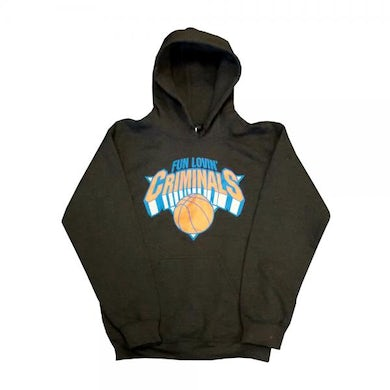 Fun Lovin Criminals Basketball Hoody