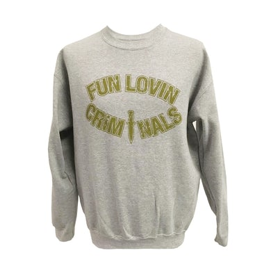 Fun Lovin Criminals Dagger Crewneck Sweatshirt