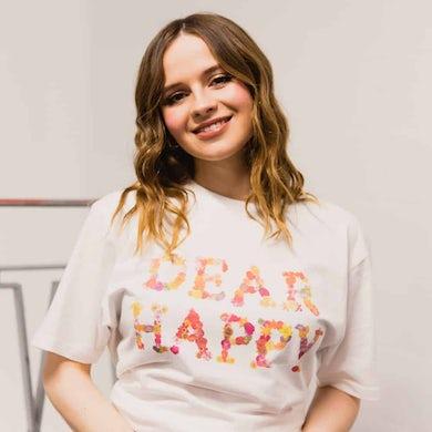 Gabrielle Aplin Ltd Edition Dear Happy T-Shirt