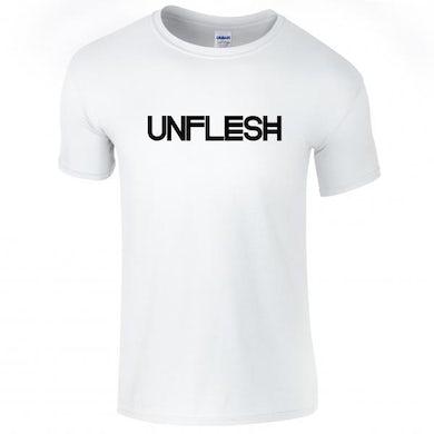 Gazelle Twin Unflesh White T-Shirt