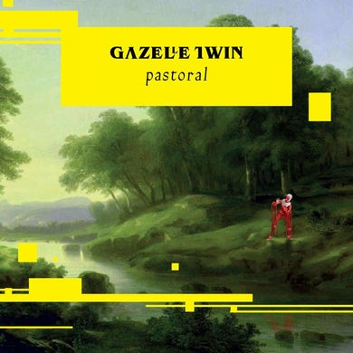 Gazelle Twin Pastoral Red Vinyl LP  LP