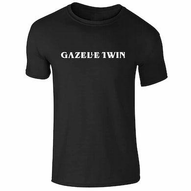 Gazelle Twin Pastoral Logo T-Shirt (Black)