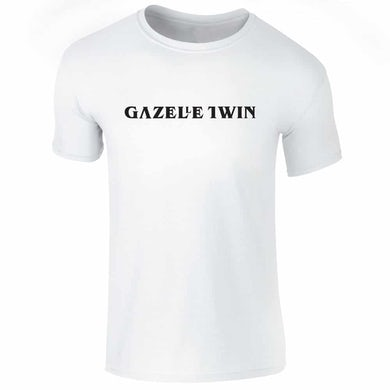 Gazelle Twin Pastoral Logo T-Shirt (White)