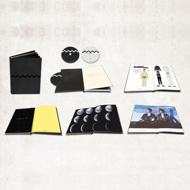 Glasvegas Deluxe Almanac ~ Later...When The TV Turns To Static CD/DVD