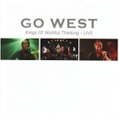Go West Kings Of Wishful Thinking (Live/Live Recording) CD