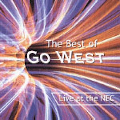 Go West The Best Of - Live At The NEC CD