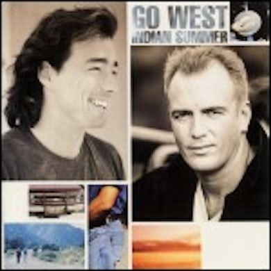 Go West Indian Summer CD
