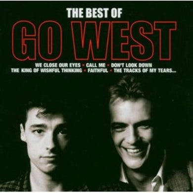 Go West Greatest Hits CD