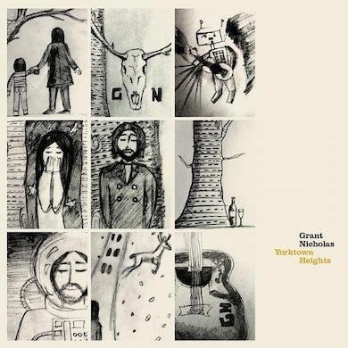 Grant Nicholas Yorktown Heights Double Heavyweight LP (Vinyl)