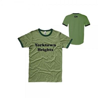 Grant Nicholas Yorktown Heights Green T-Shirt