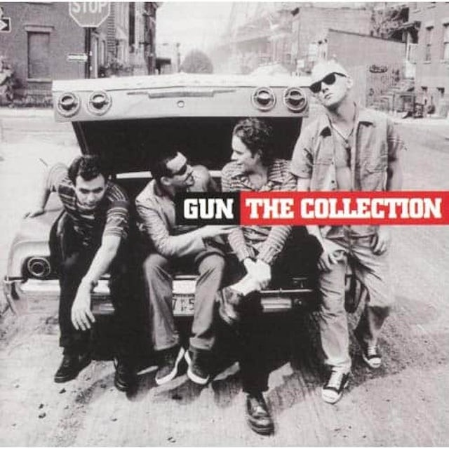 Gun The Collection CD