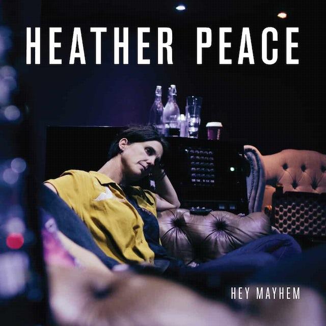 Heather Peace Hey Mayhem CD Album  CD