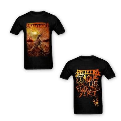 Hellyeah Demons In The ******* Dirt T-Shirt