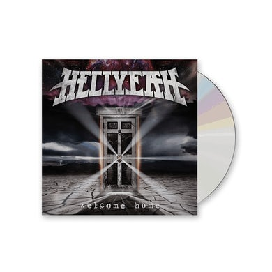 Hellyeah Welcome Home CD