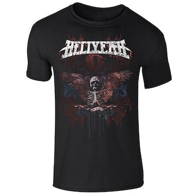 Hellyeah Love Falls T-Shirt