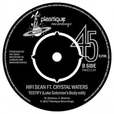 HIFI SEAN Testify 7 Inch (Vinyl)