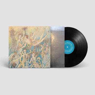 House Of Mythology To Kiss Earth Goodbye Black LP LP (Vinyl)