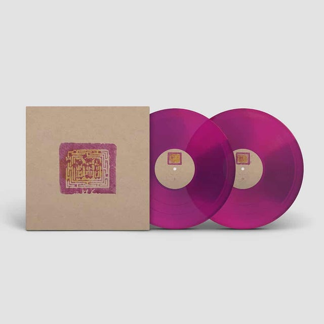 House Of Mythology Sleep Has His House Transparent Violet DLP Double LP (Vinyl)