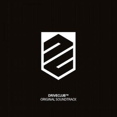 Hybrid Driveclub Red Transparent Double LP (Vinyl)