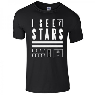 I See Stars Treehouse T-Shirt