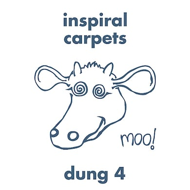 Inspiral Carpets Dung 4 + Cow CD