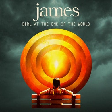 James Girl At The End Of The World CD
