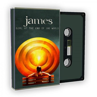 James Girl At The End Of The World Cassette