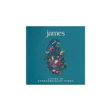 James Living In Extraordinary Times Deluxe CD