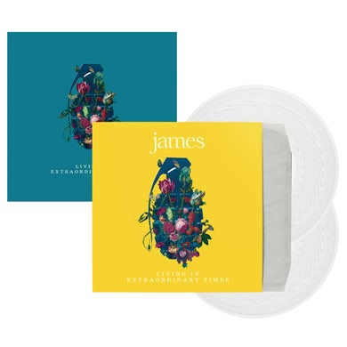 James Store: Official Merch & Vinyl