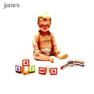 James Hey Ma CD