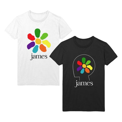 James All The Colours Of You T-Shirt