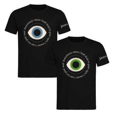 James I Can See Your Soul T-Shirt