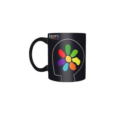 James All The Colours Of You Heat-Change Mug