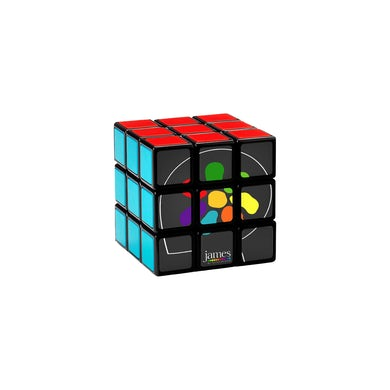 James All The Colours Of You Cube Puzzle