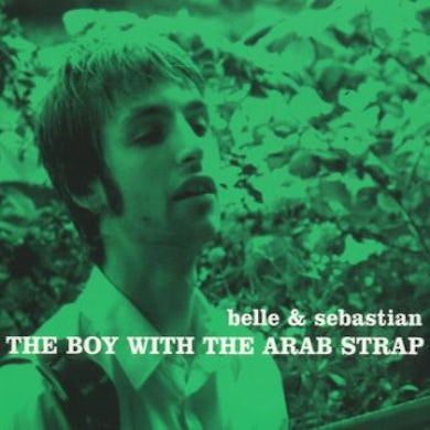 Jeepster Belle and Sebastian - The Boy With The Arab Strap CD