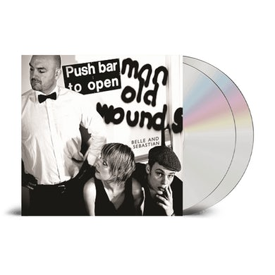 Jeepster Push Barman To Open Old Wounds Deluxe CD