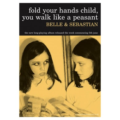 Jeepster Fold Your Hands Child, You Walk Like A Peasant 150 x 100cm Poster