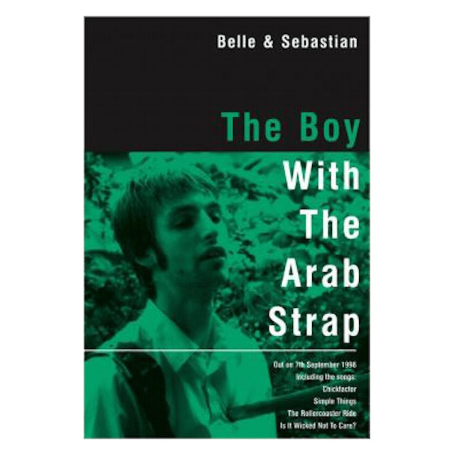 Jeepster 'The Boy With The Arab Strap' Poster